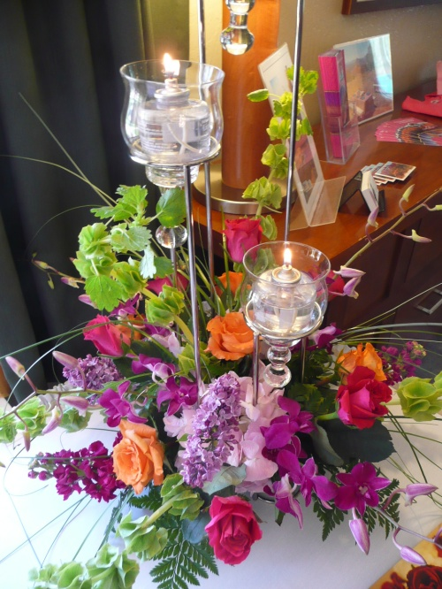 Lovely Floral Arrangement by Bliss Extraordinary Floral