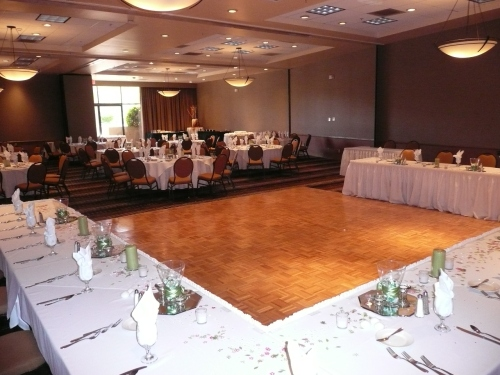 Poco Diablo Ballroom with Dance Floor