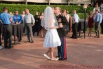 First Dance on the Rose Terrace - Photo by Pamela Duffy Photo