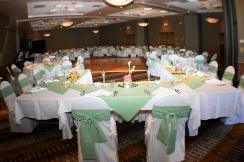 Poco Diablo Ballroom - Photo by Brides for Brides Photography