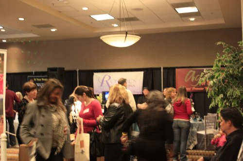 Highlights from the last Sedona Bridal Fair
