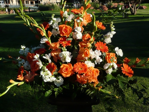 Lovely Floral Arrangements by Bliss Extraordinary Floral