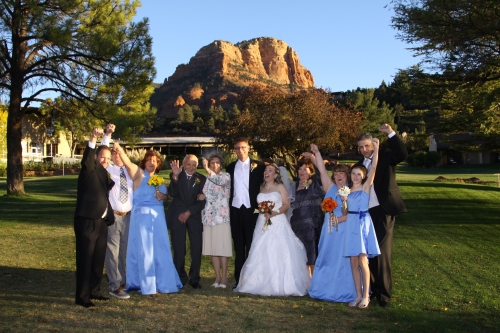 Deborah and Ray's Wedding, Photo by Janise Witt Photography