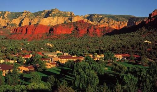 Poco Diablo Resort view