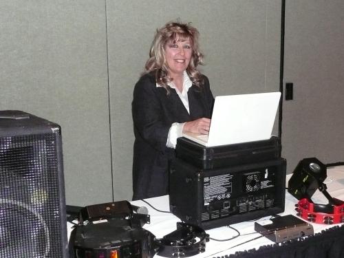 DJ Jeanie Carroll