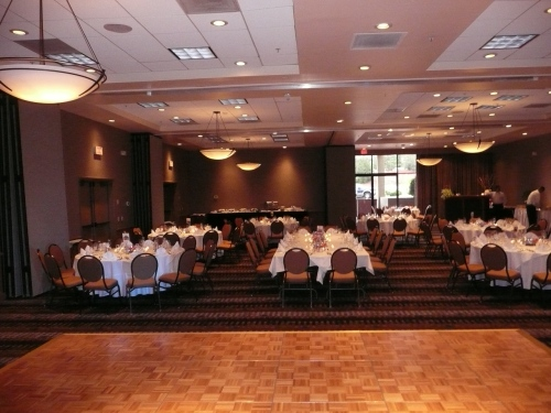 Poco Diablo Ballroom Hosted Wedding Reception