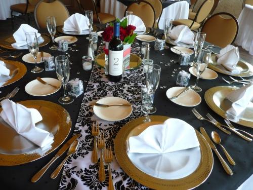 Elegant Dinner Tables