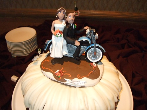 We Loved Their Cake Topper!