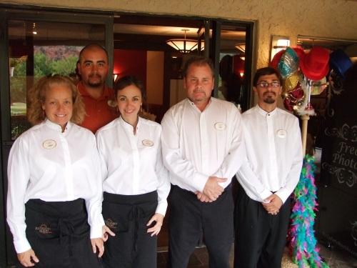Poco Diablo Resort Banquet Staff