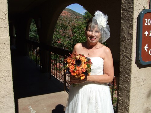 Our Lovely Bride Claudia