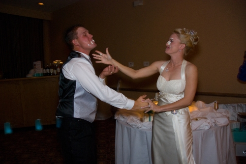 Wedding Fun - Photo by David Sunfellow Photography