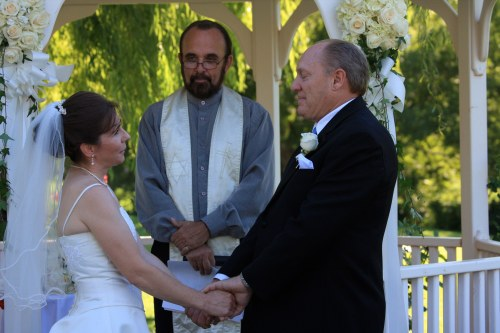 Rev. Joel Boyd, Affordable Sedona Weddings