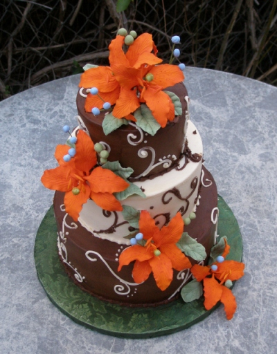 Cake cutting Fee is also Included in our Wedding Packages - Cake by Sedona Sweet Arts