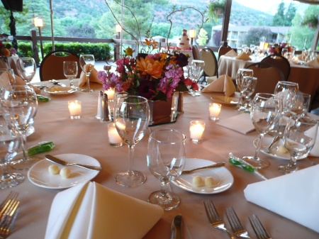 Weddings at Poco Diablo Resort - Floral by Bliss Extraordinary Floral