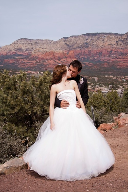 Sedona is the Perfect Location for a Destination Wedding
