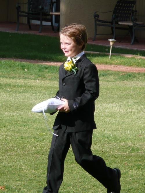 Wedding Ringbearer