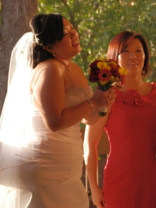 Our Sweet Bride Sunny