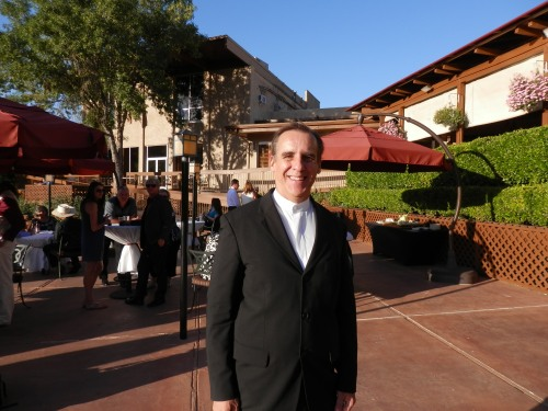 Rev. Ken Froessel, Sedona Wedding Officiant
