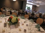 Poco Diablo Ballroom Set for Wedding Reception