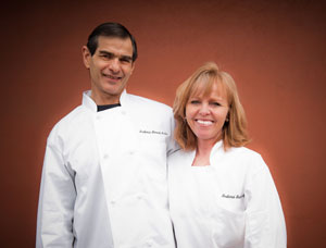 Dana and Donna Joy Varney - Sedona Sweet Arts
