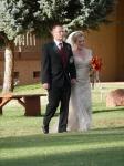 Our lovely bride Rachel