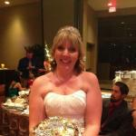 Our Bride Kimberly Had a Lovely Brooch Bouquet