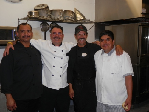 Our Great Kitchen Chef's