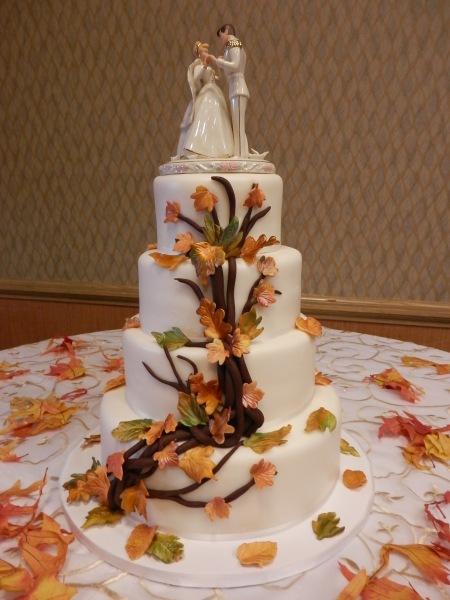 Wedding Cake by Donna Joy, Sedona Sweet Arts