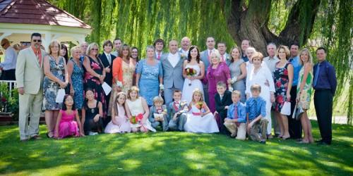 Summer Wedding - Courtney Lively Photography