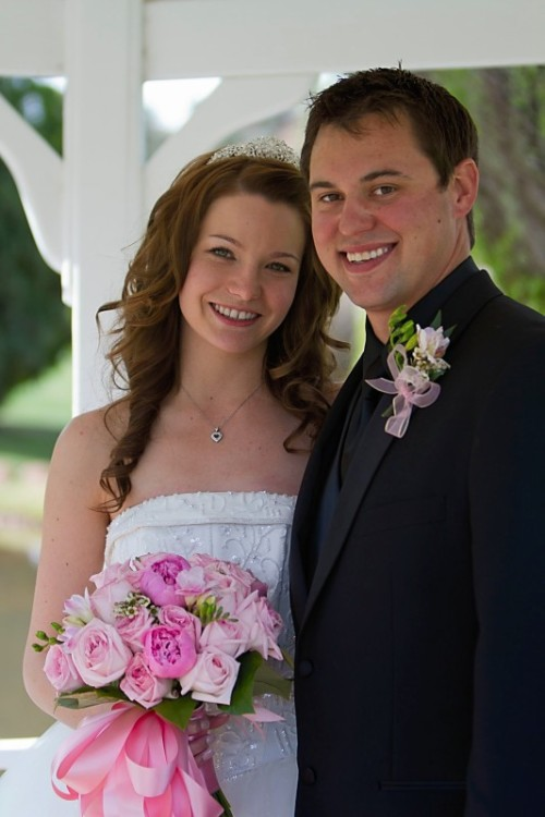 Nicole and Preston's March 2012 Wedding
