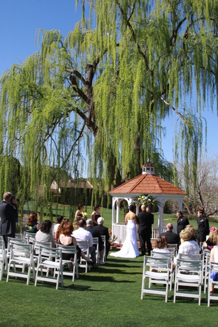 Kenneth and Rebecca's March 2012 Wedding