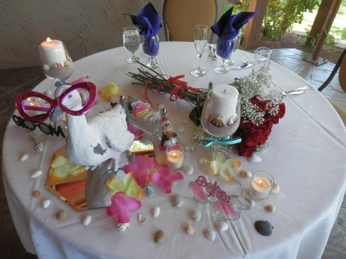 Phil and Maggie's Sweetheart Table
