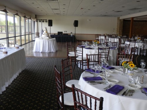Upstairs Venue at Riverside Receptions