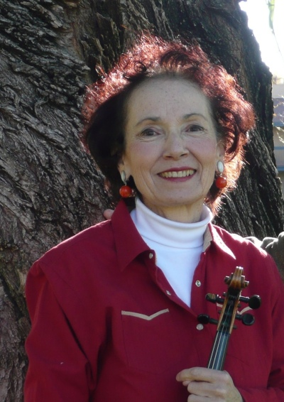 Marie Rhines Violinist  (928) 830-1826 www.marierhines.com