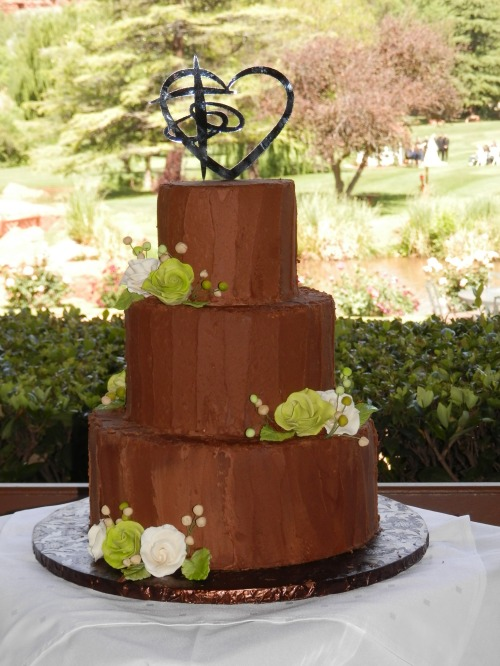 Wedding Cake by Sedona Sweet Arts