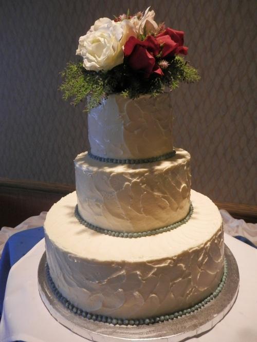 Wedding Cake by Free as a Bird Bakery