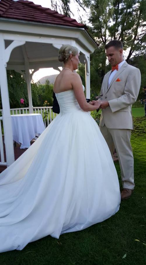Lauren and Anthony - Wedding Ceremony