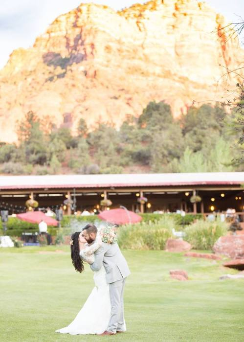 Sedona Wedding | Weddings at Poco Diablo Resort Sedona, Arizona